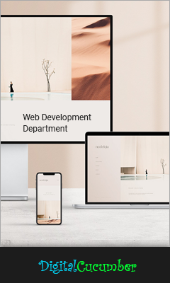 Web Development Department of Way Over Media Corporation