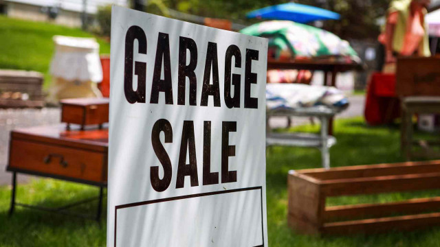 My Garage Sale Title