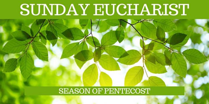 September 27th: Sunday Eucharist