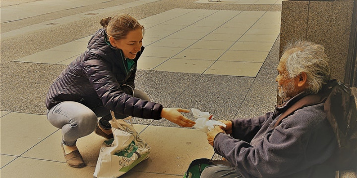 Catholic Street Missionaries One-Day Training & Outreach (Age 19-39) Sep 27
