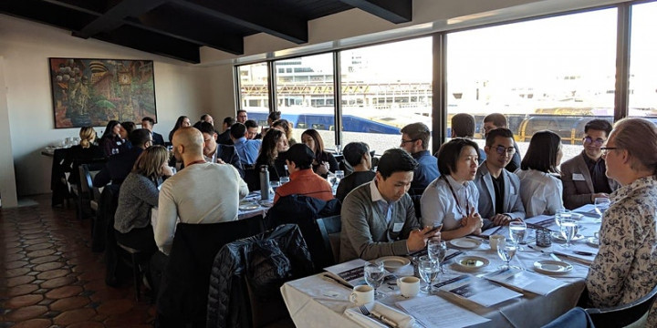 Zoom - Vancouver Referral Networking Lunch