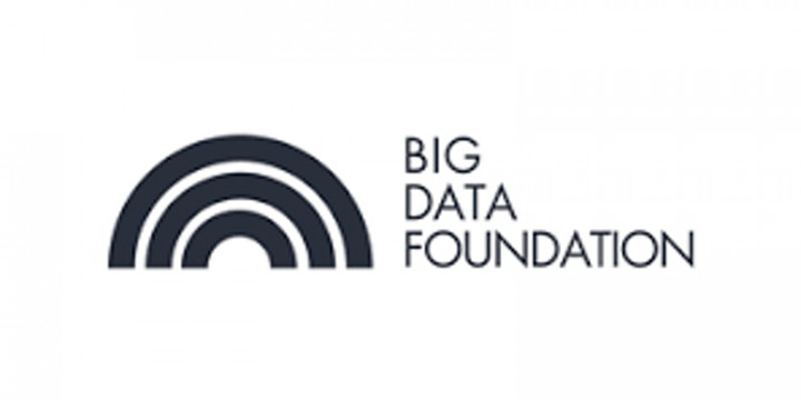 CCC-Big Data Foundation 2 Days Training in Vancouver