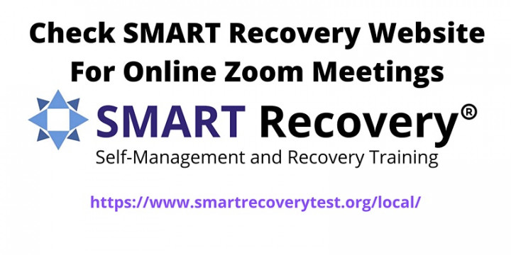 Check For SMART Recovery Online Meetings