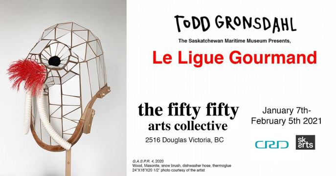 The Saskatchewan Maritime Museum Presents, La Ligue Gourmand