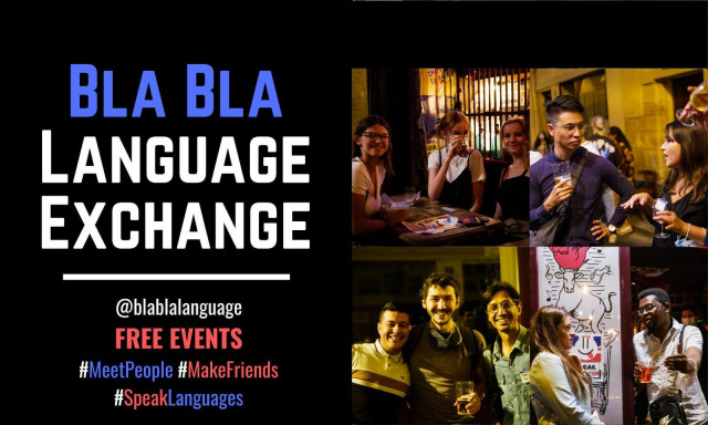 BlaBla Language Exchange & Make friends in Vancouver