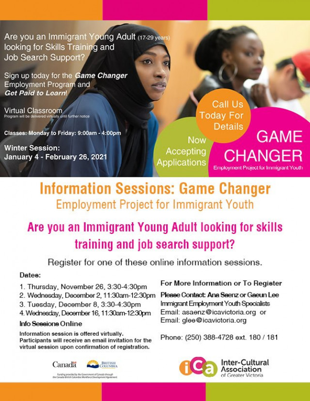 Game Changer Employment Program
