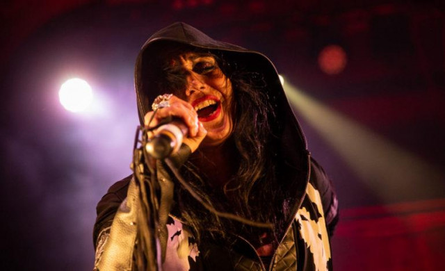 Apocalyptica and Lacuna Coil At Commodore Ballroom