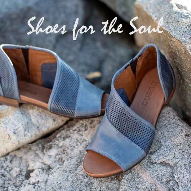 Shoes for the Soul